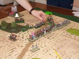 Successor Greeks against Byzantines. 25mm