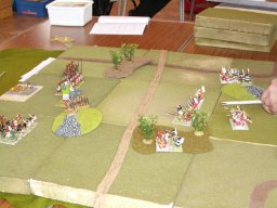 More Successor Greeks, this time against Samurai. 25mm